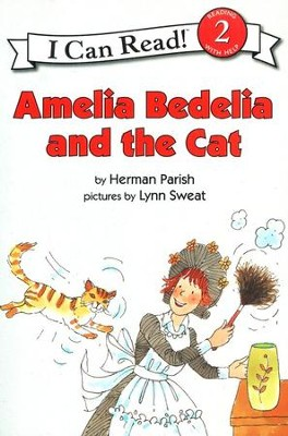 Amelia Bedelia and The Cat, Reprint  -     By: Herman Parish