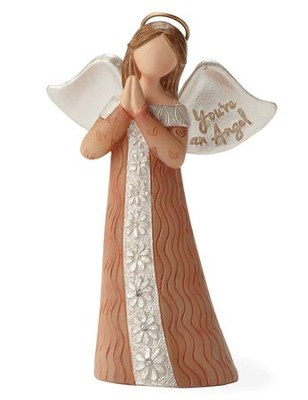 You're an Angel Figurine  -     By: Kim Lawrence