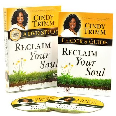 Reclaim Your Soul: A DVD Study   -     By: Cindy Trimm