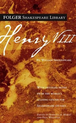 Henry VIII - eBook  -     By: William Shakespeare