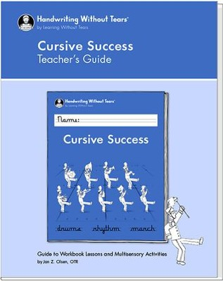 Cursive Success Teacher's Guide (2018 Edition)   -