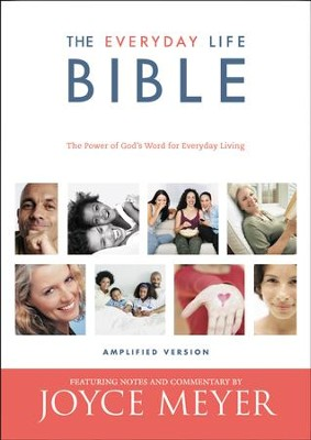 The Everyday Life Bible: The Power of God's Word for Everyday Living - eBook  -     Edited By: Joyce Meyer