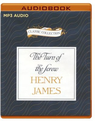 The Turn of the Screw - unabridged audio book on MP3-CD  -     Narrated By: Walter Zimmerman, Cindy Hardin     By: Henry James