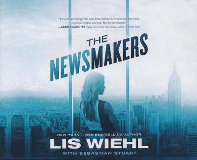The Newsmakers - unabridged audio book on CD  -     Narrated By: Devon O'Day     By: Lis Wiehl