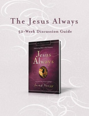 The Jesus Always 52-Week Discussion Guide - eBook  -     By: Sarah Young