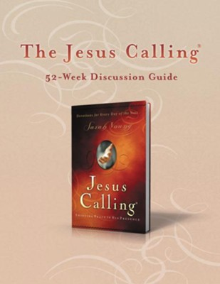 The Jesus Calling 52-Week Discussion Guide - eBook  -     By: Sarah Young