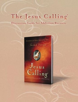 The Jesus Calling Discussion Guide for Addiction Recovery: 52 Weeks - eBook  -     By: Sarah Young