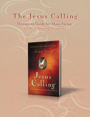 The Jesus Calling Discussion Guide for Those Facing a Life-Changing Diagnosis - eBook  -     By: Sarah Young