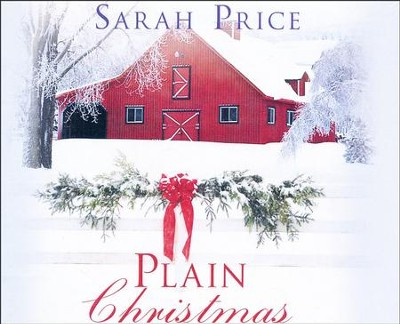 Plain Christmas #6 - unabridged audio book on CD   -     Narrated By: Amy McFadden     By: Sarah Price
