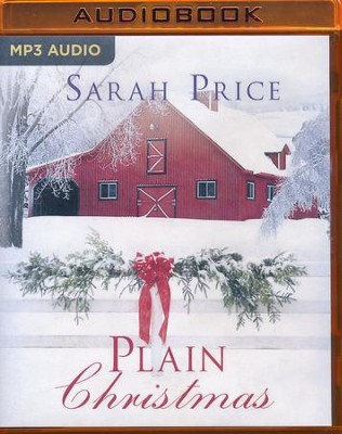 #6: Plain Christmas - unabridged audio book on MP3-CD  -     Narrated By: Amy McFadden     By: Sarah Price