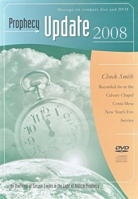 2008 Prophecy Update: An Overview of Current Events in Light of Biblical Prophecy, DVD  -     By: Chuck Smith