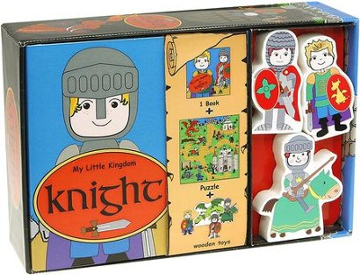 Knights-My Little Kingdom  -     By: Louise Buckens