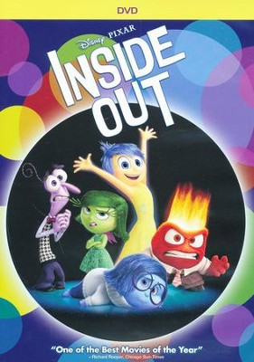 Inside Out, DVD   -