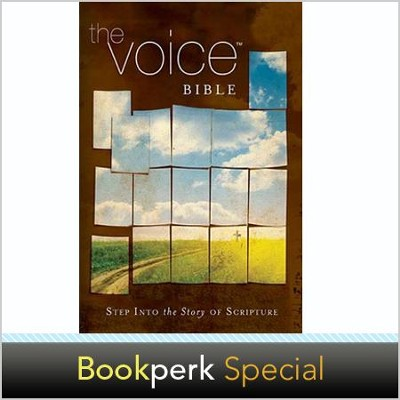 The Voice Complete Bible, Hardcover   -