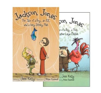 Jackson Jones Series, Volumes 1 & 2  -     By: Jackson Jones