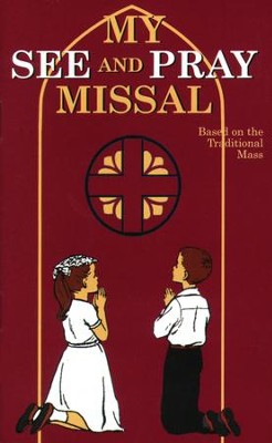 My See and Pray Missal - eBook  -     By: M. Joan Therese