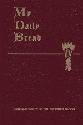 My Daily Bread - eBook  -     By: Anthony J. Paone