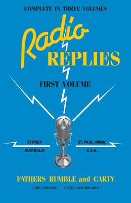 Radio Replies: Volume 1 - eBook  -     By: Leslie Rumble