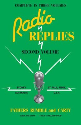 Radio Replies: Volume 2 - eBook  -     By: Leslie Rumble