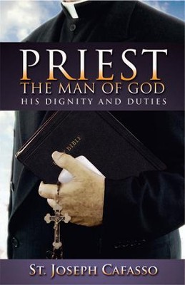 Priest: The Man of God - eBook  -     By: Joseph Cafasso