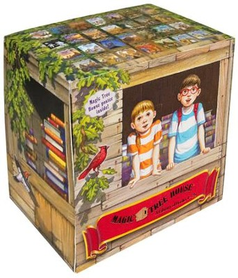 Magic Tree House: Books 1-28 Boxed Set  -     By: Mary Pope Osborne     Illustrated By: Sal Murdocca