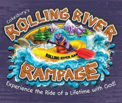 Image result for rolling river rampage vbs