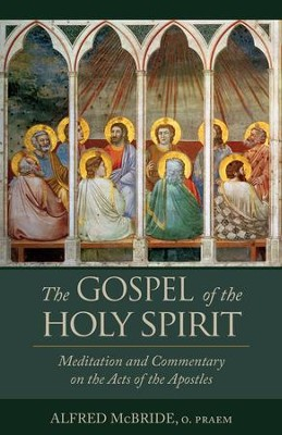 The Gospel of the Holy Spirit: Meditation and Commentary on the Acts of the Apostles - eBook  -     By: Alfred McBride