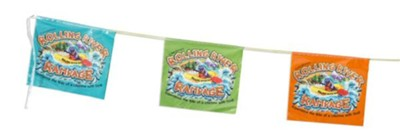 Rolling River Rampage: String Flags  -
