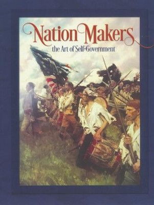 Nation Makers: The Art of Self-Government   -     By: Rosalie J. Slater, Verna M. Hall, Carole G. Adams