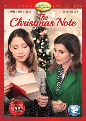 The Christmas Note, DVD   -     By: Donna VanLiere