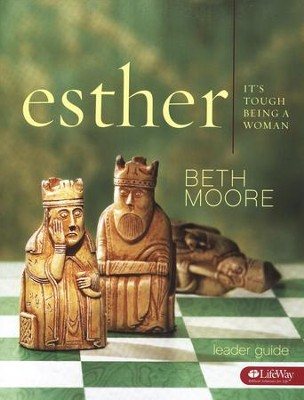 Esther: It's Tough Being a Woman - DVD Leader Kit   -     By: Beth Moore
