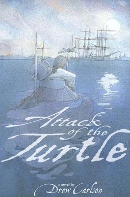 Attack of the Turtle, Softcover   -     By: Drew Carlson     Illustrated By: David Johnson