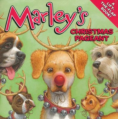 Marley's Christmas Pageant  -     By: John Grogan     Illustrated By: Richard Cowdrey