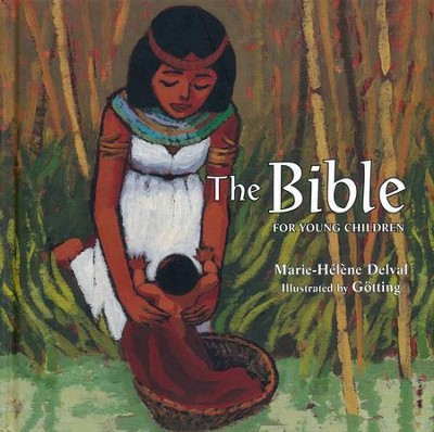 The Bible for Young Children   -     By: Marie-Helene Delval