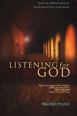 Listening for God  -     By: Marilyn Hontz