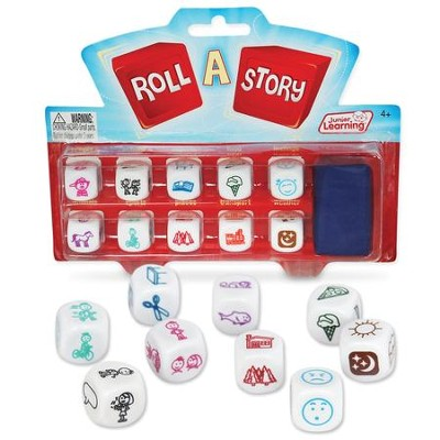 Roll a Story Dice   -     By: Duncan Milne