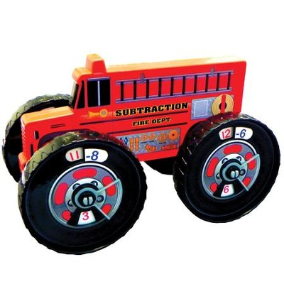 Subtraction Wheels: Fire Truck   -     By: Duncan Milne