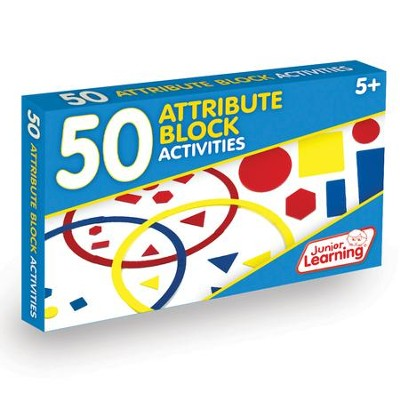 50 Attribute Block Activities (set of 50 cards)   -     By: Duncan Milne