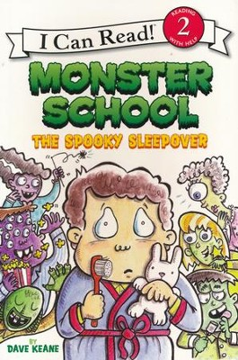 Monster School: The Spooky Sleepover  -     By: Dave Keane     Illustrated By: Dave Keane