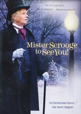 Mister Scrooge to See You! DVD   -