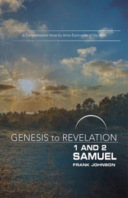 1&2 Samuel, Participant Book (Genesis to Revelation Series)   -     By: Frank Johnson