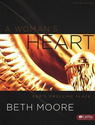 A Woman's Heart Member Book, Updated - Slightly Imperfect   -     By: Beth Moore