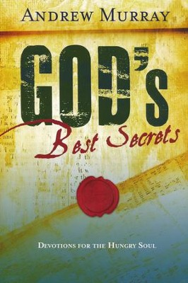 God's Best Secret   -     By: Andrew Murray