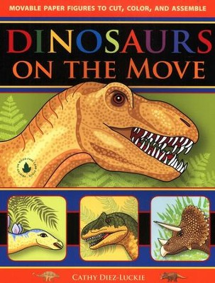 Dinosaurs on the Move   -     By: Cathy Diez-Luckie