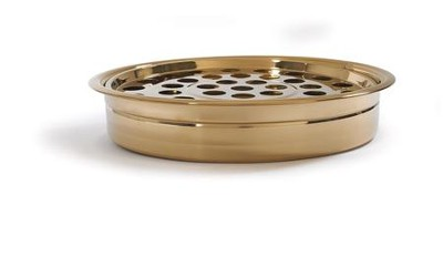 RemembranceWare Brass Tray and Disc  -