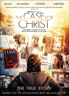 The Case for Christ, DVD + Bonus CD  -