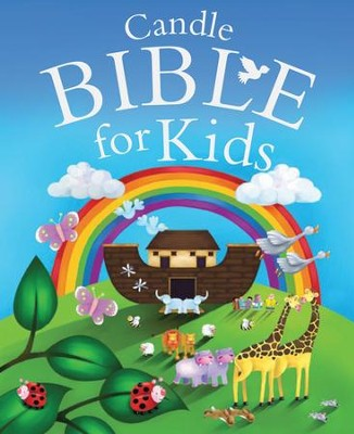 Candle Bible for Kids  -     By: Juliet David