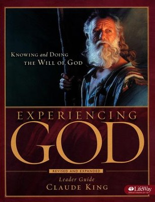 Experiencing God - Leader Guide Revised  - Slightly Imperfect  -