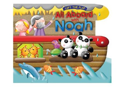 All Aboard with Noah  -     By: Juliet David