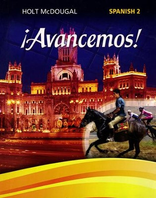 Avancemos! (Spanish) Level 2 Homeschool Package   -